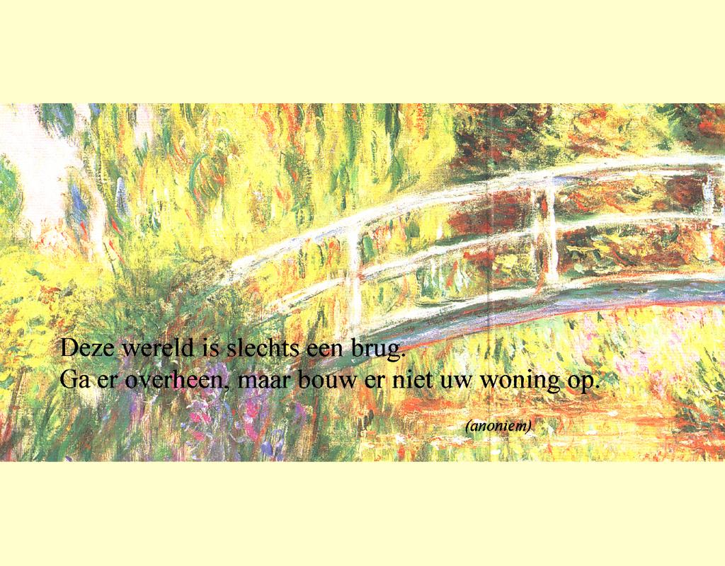 Deze wereld is ...
